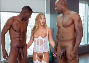 carter cruise threesome
