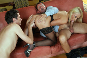 anal swinger party
