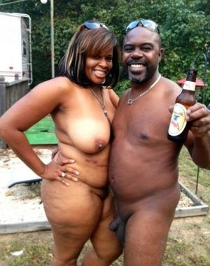 ebony family nudist