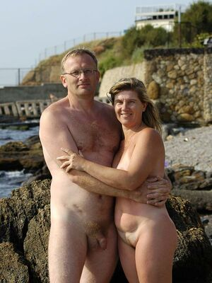shaved nude couples