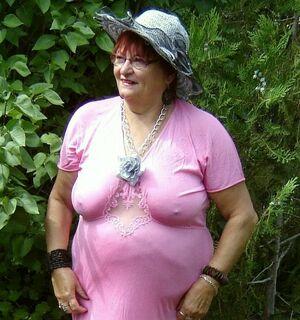 Swingers naked granny Old Women