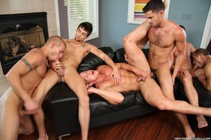 rod daily groupsex