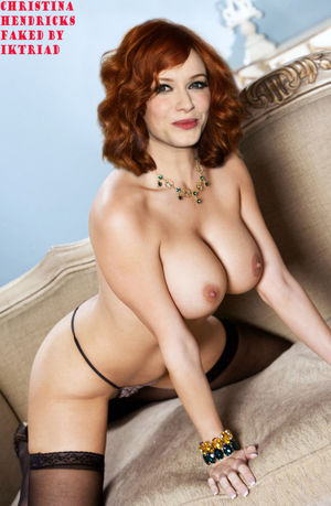 Nudes christina hendricks 37 Best