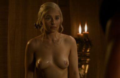 Emilia clarke leaked
