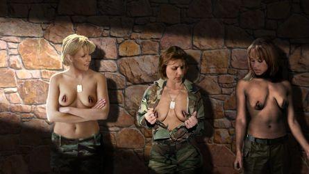 Amanda Tapping  nackt